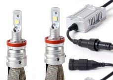 Putco Lighting 280016P Silver-lux PRO