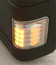 Putco 920308 LED Mirror Replacements, Smoke