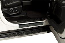 Putco 95145BP Black Platinum Door Sills
