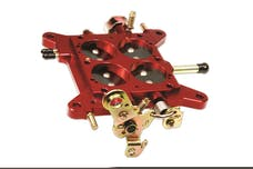 Quick Fuel Technology 12-750QFT Billet Throttle Body Assembly
