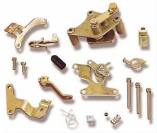 Quick Fuel Technology 47-225QFT Manual Choke Kit