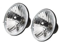 Rampage Products 5089925 Headlight Kit Clear