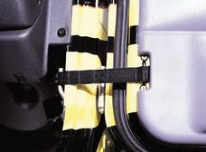 Rampage Products 769401 Adjustable Door Strap