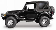 Rampage Products 68835 Complete Soft Top Kit Black Diamond