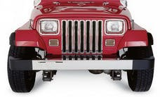 Rampage Products 7511 Grille Inserts; Chrome