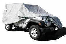 Rampage Products 1204 Custom Vehicle Covers 4 Layer - Includes Lock, Cable, and Storage Bag
