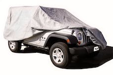 Rampage Products 1203 Custom Vehicle Cover Grey