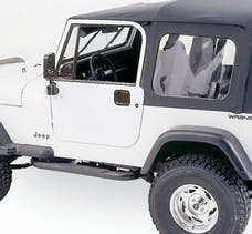 Rampage Products 68035 Complete Soft Top Kit Black Diamond