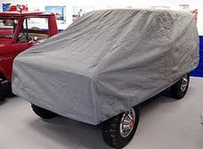 Rampage Products 1703 Custom Vehicle Cover Grey