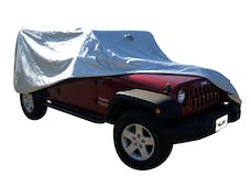 Rampage Products 2203 Custom Vehicle Cover Silver