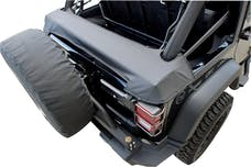 Rampage Products 960435 Soft Top Storage Black Diamond