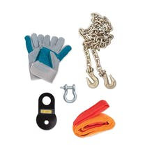 Rampage Products 86630 Recovery Winch Accessory Kit
