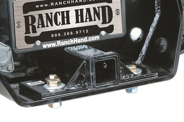 Ranch Hand RHU001BLB Bolt On Receiver Tube