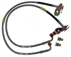 Rancho RS6247 Front Brake Lines