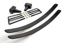 "ReadyLift 26-2104 Suspension Leaf Spring Block Kit, 4"" Rear"