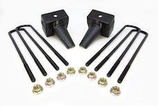 "ReadyLift 26-3205 Suspension Leaf Spring Block Kit, 5"" Rear"