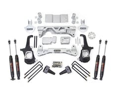 ReadyLift 44-3050 LIFT KIT-4WD ONLY 5-6in. FRONT 4in. REAR LIFT KIT W/SHOCKS