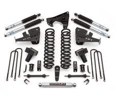 ReadyLIFT 49-2750 5'' Suspension Lift Kit with Bilstein Shocks - 2 Piece Drive Shaft