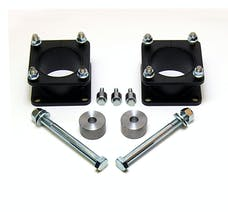 ReadyLift 66-5075 2.4in. FRONT STRUT SPACER LEVELING KIT WITH DIFF DROP SPACER KIT