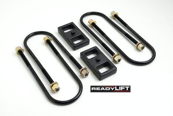 ReadyLift 66-1201 Suspension Leaf Spring Block Kit