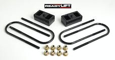 ReadyLift 66-1202 Suspension Leaf Spring Block Kit