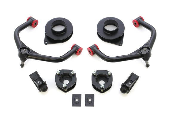 ReadyLift 69-1036 2.5'' Front with 1.5'' Rear Suspension Lift Kit