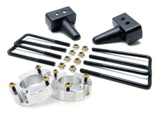 ReadyLift 69-2200 2.0 in FRONT WITH A 3.0 IN TALL REAR BLOCK KIT