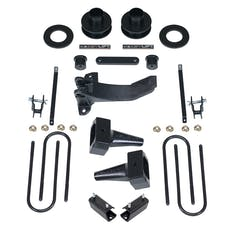 ReadyLift 69-2524 2.5'' SST Lift Kit with 4'' Rear Tapered Blocks - 1 pc Drive Shaft without Shock