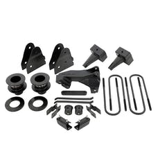 ReadyLift 69-2535 3.5'' SST Lift Kit with 5'' Rear Tapered Blocks - 1 pc Drive Shaft without Shock