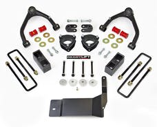 ReadyLift 69-3414 4'' SST Lift Kit with Upper Control Arms
