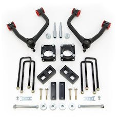 ReadyLift 69-5475 4.0'' SST Lift Kit Front with 2'' Rear with Upper Control Arms without Shocks