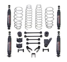 ReadyLift 69-6401 4'' SST Coil Spring Lift Kit with SST3000 Shocks