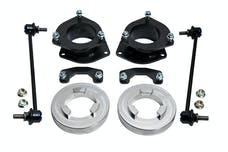 ReadyLift 69-8010 2.0'' Suspension Lift Kit Front with 1.0'' Rear Spacer without Shocks