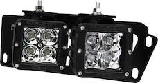 RIGID Industries 46510 10-15 RAM 25/3500 4 D-SRS MT