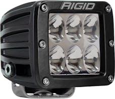 RIGID Industries 501313 D-Series PRO Driving LED Light, Surface Mount