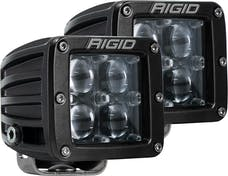 RIGID Industries 504713 D-Series PRO Hyperspot LED Light, Surface Mount