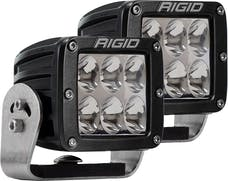 RIGID Industries 522313 D-Series PRO Driving LED Light