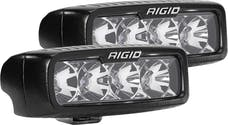 RIGID Industries 905113 SR-Q PRO Flood LED Light, Surface Mount