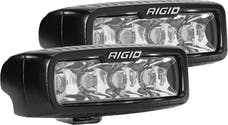 RIGID Industries 905213 SR-Q PRO Spot LED Light, Surface Mount