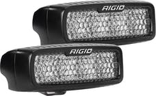 RIGID Industries 905513 SR-Q PRO Diffused LED Light, Surface Mount