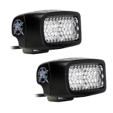 RIGID Industries 980003 SR-M Series PRO Diffused LED Back Up Light