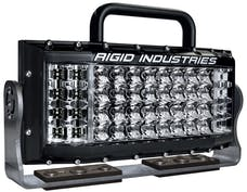 Rigid Industries 73531 SITE SERIES AC COMBO OPTIC BLACK HOUSING