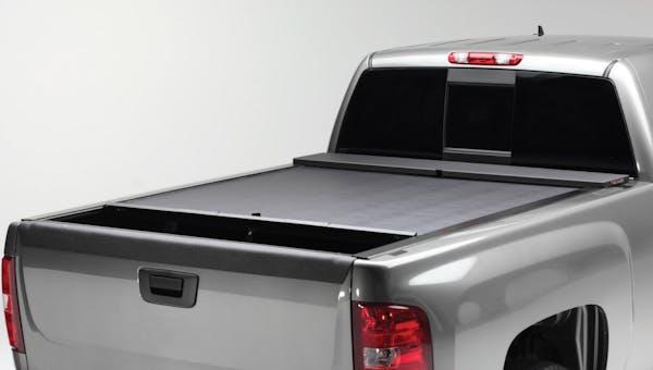"Roll-N-Lock LG505M Roll-N-Lock ""M"" Series Truck Bed Cover"