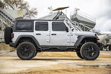 Rough Country RC614 1.25in Jeep Body Lift Kit (18-19 Wrangler JL)