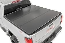 Rough Country 45308550 Hard Tri-Fold Tonneau Bed Cover