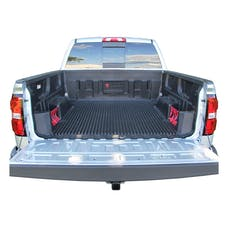 Rugged Liner D57U19N Under Rail Net Bedliner