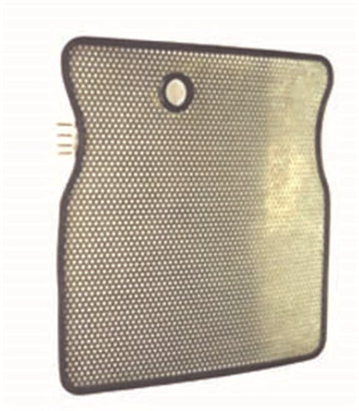 Rugged Ridge 11106.01 Radiator Bug Shield, Stainless Steel