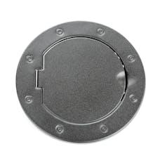 Rugged Ridge 11229.05 Non-Locking Gas Cap Door, Textured Black