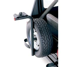 Rugged Ridge 11237.10 Spare Tire Bike Carrier