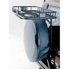 Rugged Ridge 11237.11 Trail Rack; 87-02 Jeep Wrangler YJ/TJ